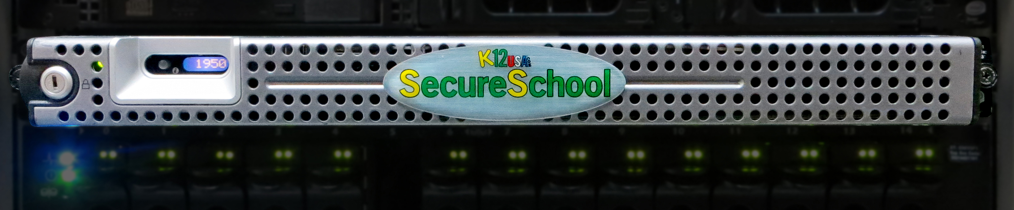 SecureSchool Internet Filter comes with a built-in firewall and cache server.
