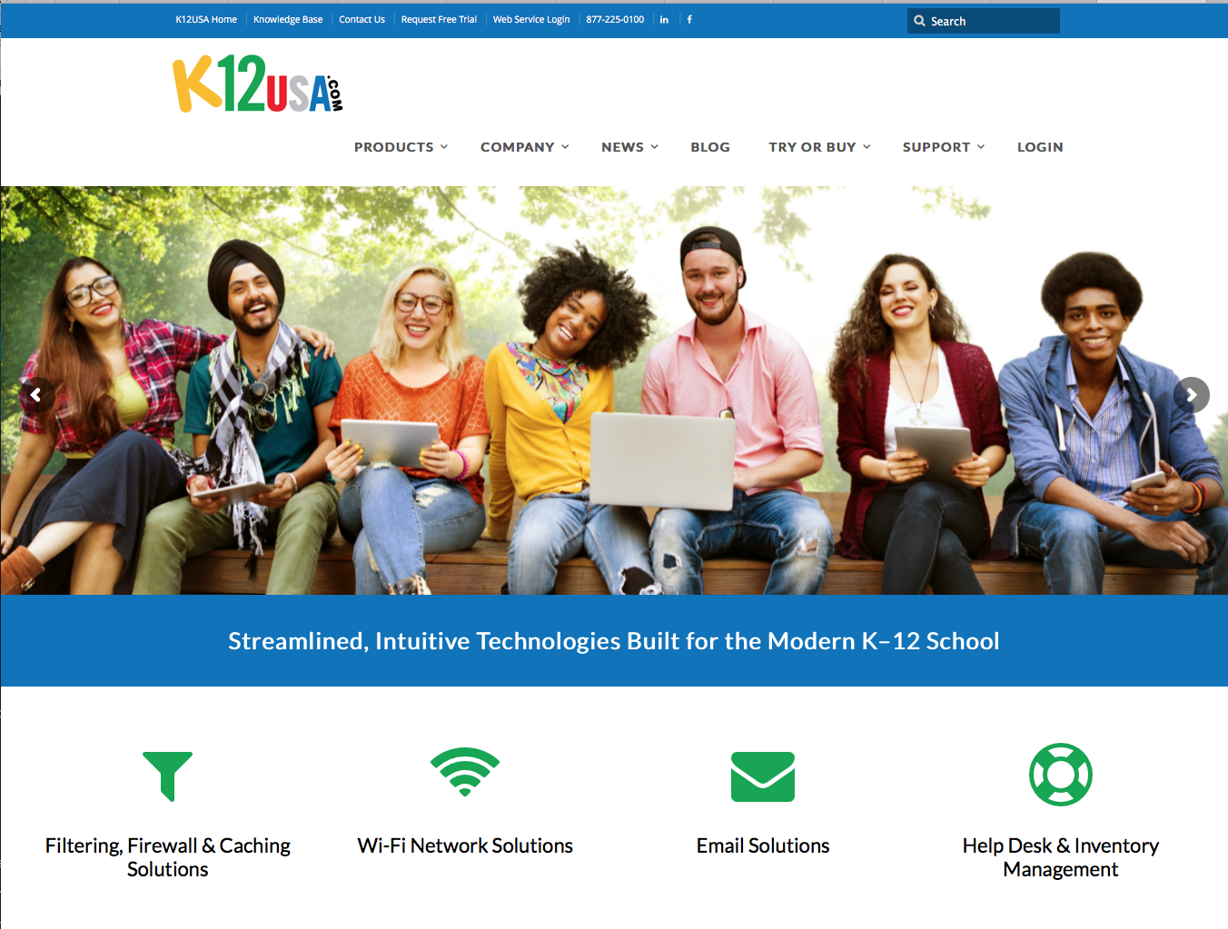 K12USA Announces Launch of New Website